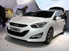 Hyundai v Ženevě: i40, Veloster, Genesis Coupé, Curb