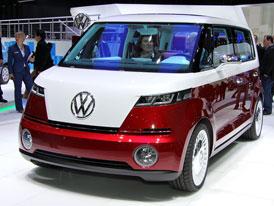 Volkswagen v �enev�: Bulli, Golf Cabrio, Tiguan a spol.