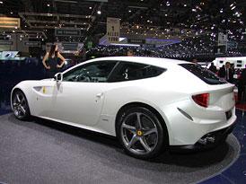 Pininfarina v Ženevě: Ferrari a De Tomaso