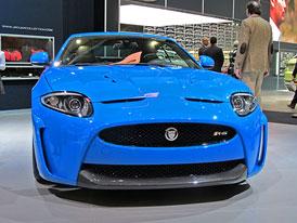 Jaguar v Ženevě: Výlet na hranici 300 km/h a návrat do minulosti