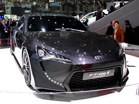Toyota v Ženevě: Hybridní boom a jako bonus nová Celica