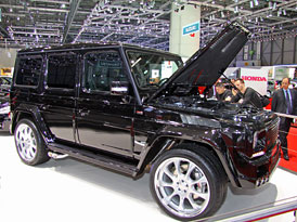 Brabus 800 Widestar: Spla�en� G��ko s V12