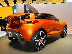 Designové studie Autosalon Ženeva 2011: Zvolte tu nejzajímavější