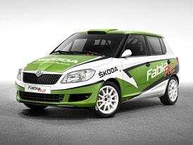 �koda Fabia R2 1,6 16V: 132 kW v 7500 ot./min, ale jen pro sout�e