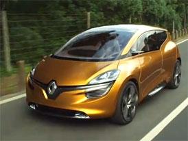 Video: Renault R-Space – Nový design francouzské značky