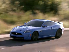 Video: Jaguar XKR-S � Nejdivo�ej�� britsk� ko�ka