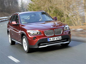 BMW X1 xDrive28i: Prvn� turbo-dojmy
