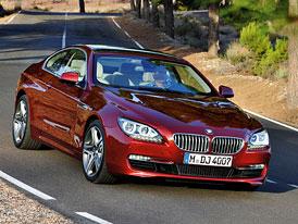 BMW 6 Coupé (F13): Oficiální premiéra, fotogalerie, video