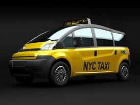 Karsan V1: Turecké taxi pro New York City