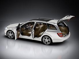 Mercedes-Benz C po faceliftu: Ventilovaná sedadla, nová klimatizace
