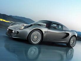 Lotus Elise/Exige 2006: lehká auta, lehký facelift