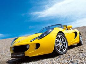 Lotus Elise 111R – nejvýkonnější Elise