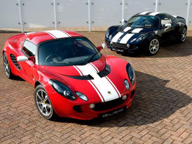 Speciální edice Lotus Elise pro opravdové sportovce