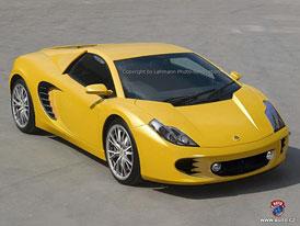 Lotus uvede na trh tři nové modely během tří let