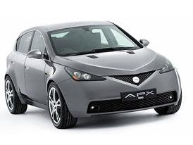 Lotus Advanced Performance Crossover: nový model na prodej