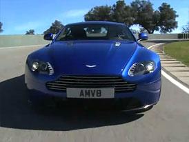 Video: Aston Martin V8 Vantage S – Zacíleno na řidiče