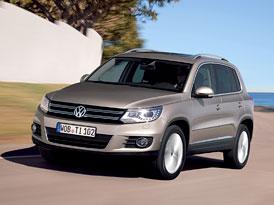 VW Tiguan: Ceny po faceliftu začínají na 469.900,-Kč