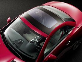 Mercedes-Benz SLK: Střecha s Magic Sky Control