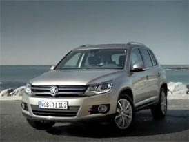 Video: VW Tiguan – Exteriér modernizovaného SUV