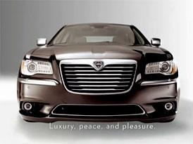 Video: Lancia Thema � Chrysler 300 na italsk� zp�sob