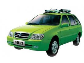 Geely (Maple) – HQ, MR, BL, CK, Marindo 303 ve Frankfurtu 2005