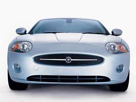 Jaguar - XK ve Frankfurtu 2005