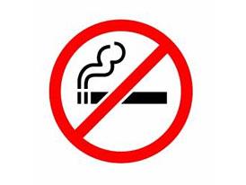 mimo šlapky kouření