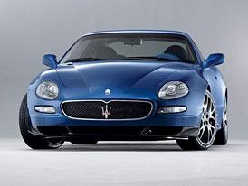 Maserati v Ženevě 2006