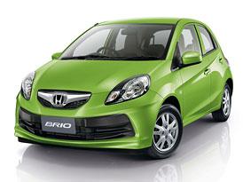 Honda Brio: Městský model pro Asii