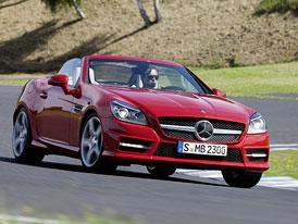 Mercedes-Benz SLK: Sportlich, Leicht und Kurz potřetí