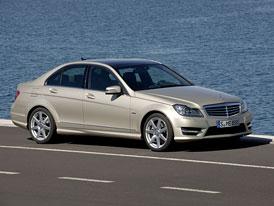 Mercedes-Benz C 2011: Když automat, tak nový 7G-Tronic Plus