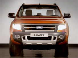 Video: Ford Ranger Wildtrack – Stylový pick-up