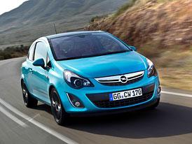 Opel Corsa: První jízdní dojmy