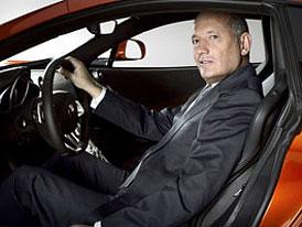 Šéf McLarenu Ron Dennis přišel o řidičák