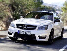 Mercedes-Benz C 63 AMG Coupe: Souboj s M3 může začít