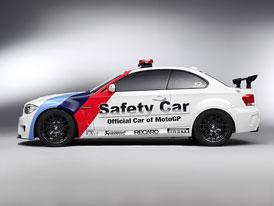 BMW 1 M Coupé: Safety car pro Moto GP