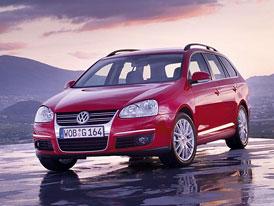 Volkswagen v Ženevě 2007