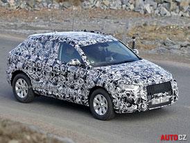 Spy Photos: Audi Q3 - poslední snímky před premiérou