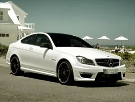 Video: Mercedes-Benz C 63 AMG Coupé –  V akci s Ducati 848 EVO