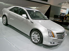 Cadillac ve Frankfurtu 2007