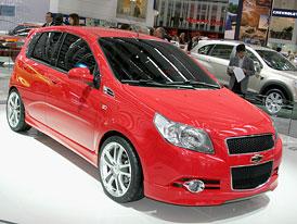 Chevrolet ve Frankfurtu 2007