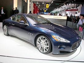 Maserati ve Frankfurtu 2007
