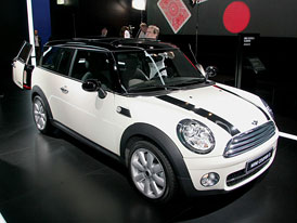 MINI ve Frankfurtu 2007