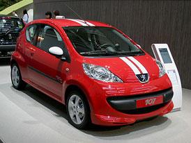 Peugeot ve Frankfurtu 2007