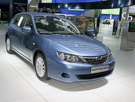 Subaru ve Frankfurtu 2007