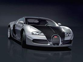 Bugatti ve Frankfurtu 2007