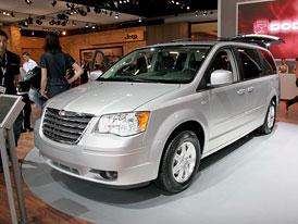 Chrysler ve Frankfurtu 2007