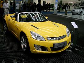 Opel ve Frankfurtu 2007