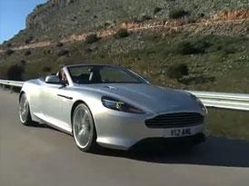 Video: Aston Martin Virage � Luxusn� dopln�n� nab�dky
