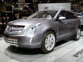 Cadillac v Ženevě 2008